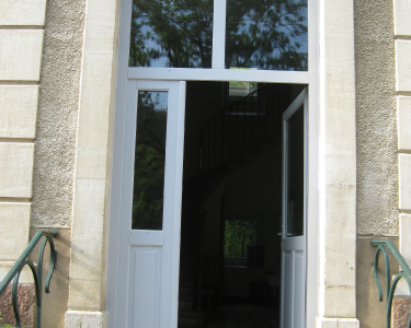 Porte entrée ouv int-ouverte V1